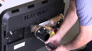 universal h series & asme gas heater installation, start up and Hayward Super Pump Wiring Diagram at Hayward H200 P1 Wiring Diagram