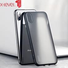 Прозрачный <b>чехол X-Level для</b> iPhone X XS Max, жесткий ...