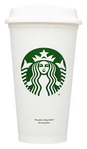 starbucks coffee cup logo. Modren Coffee Starbucks Reusable Travel Cup To Go Coffee Grande 16 Oz And Logo Amazoncom