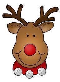 reindeer christmas clipart. Brilliant Clipart Cute Rudolph Clipart Freebie Inside Reindeer Christmas W