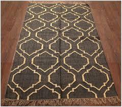 black dhurrie rug trellis black rug 4 x 6 red and black dhurrie rug black and