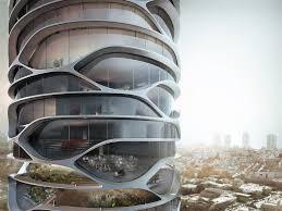 Mediterraneo Design Build Tel Avivs Gran Mediterraneo Tower Could Transform The