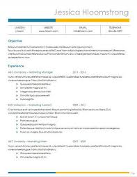 Resume Templates Microsoft Word 2013 Magnificent 44 FREE Resume Templates For Microsoft Word This Is An Amazing