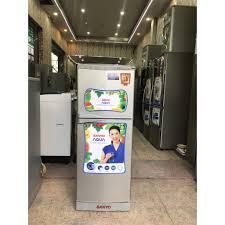 Tủ lạnh SAnyo 140l không đóng tuyết qua sử dụng tại Tp Hcm không ship tỉnh