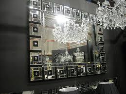 black silver domino mirror 924 decorative mirrors for large modern idea 5