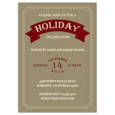 printable christmas party invitation template banner design printable holiday party invitation banner