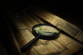 Newspaper Photo Magnifier On Old Pixabay Free -