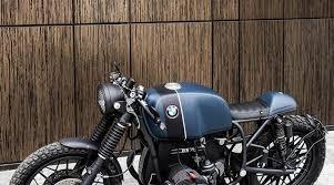 bmw r100 cafe racer by recast moto bmw