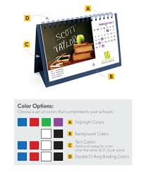Dateline Calendars Short Flip, Create Your Own Calendar. - Goimprints