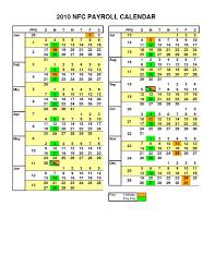 Weekly Payroll Calendar Template Calendar Template