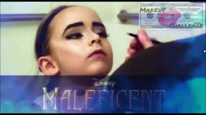 kids maleficent makeup tutorial 20 makeup challenge