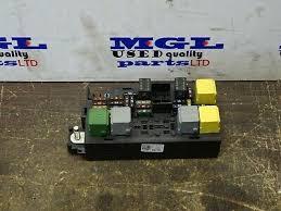 Mercedes Ml W164 Fuse Box Battery Backup Control Unit