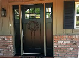 black front door with glass black front door black solid wood front door with sidelights black black front door with glass