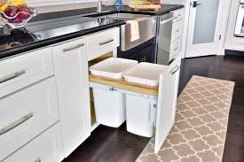 Pull Out Kitchen Storage Pull Out Trash Can Cabinet Kitchen Recycling Waste Bin