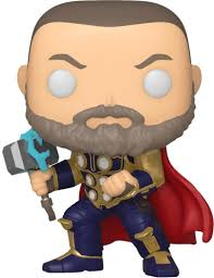 Купить <b>Фигурка</b> Funko POP! Bobble: <b>Marvel</b>: <b>Avengers</b> Game: Thor ...