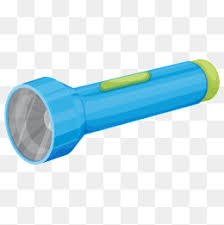 cartoon flashlight