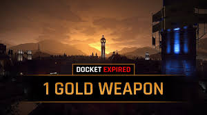 Dying Light Gold Weapon Docket Code Expired