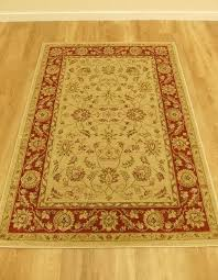 ziegler rug 7709 cream red tap to expand