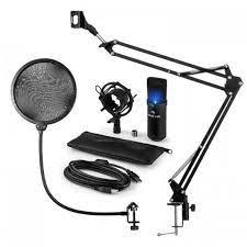 auna Mikrofonset V4 - Heimstudio Set ,