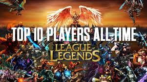 League Of Legends Counters Chart Top 10 League Of Legends Players Of All Time