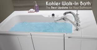 kohler walk in bath the best bathroom update