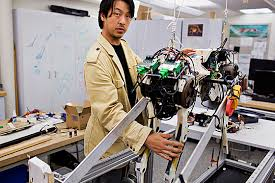Mechanical Engineering Robots Mit Cheetah Robot Rivals Running Animals In Efficiency