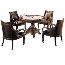 Game Table And Chairs Set Game Bar Archives Clearwater American Home Furnishings
