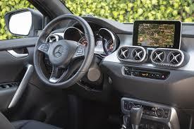 Mercedes X 350 D 4matic Power 2018 Test Specs Topgear