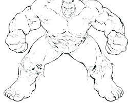 Hulk Printable Coloring Pages Coloring Pages Incredible Hulk Hulk