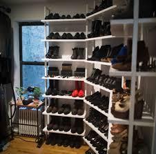 diy shoe shelf ideas. posh diy shoe rack in closet baby ideas shelf