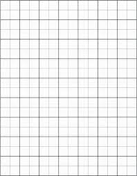 1 Printable Black And White Graph Paper Inch Template Lines