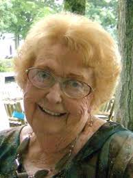 Mary Jane O'Connor Cioffi May 23 1924 August 8 2018 (age 94), death notice,  Obituaries, Necrology