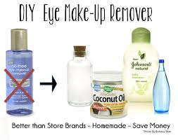 diy eye makeup remover baby shoo