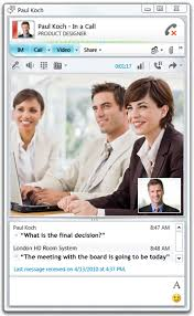 Microsoft Office Meeting Instant Messaging And Conferencing With Microsoft Office 365