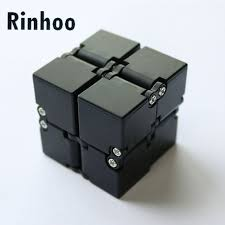 infinity cube. infinity magic cube fidget puzzle \u2013 anti stress reliever a
