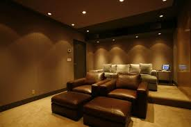 Small Picture Modern Home Theater Design Ideas Spaces Modern Home Theater