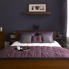 bedroom dark purple room darkening curtains satin comforter platform bed wall paint ideas black pink