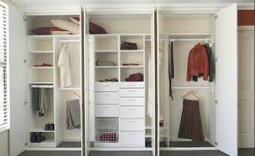 20 White Wardrobe Cabinets For The Bedroom  Home Design LoverWard Room Design