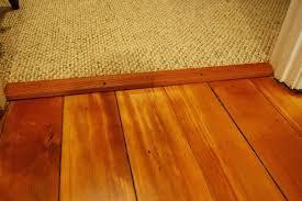hardwood to carpet transition pieces floor doorway tile wood