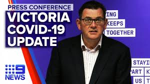 The australian state of victoria will enter lockdown for a third time to suppress a outbreak of the uk strain that entered the community from a quarantine hotel. Coronavirus Victoria Records 108 New Cases 9 News Australia Youtube
