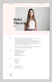 Best 25 Web Designer Resume Ideas On Pinterest Creative Cv