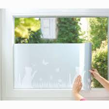 Sichtschutzfolie Fenster Einseitig Durchsichtig Tag Und Nacht