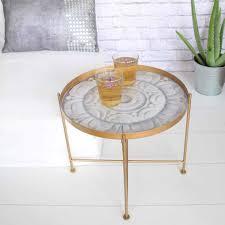 Tisch Marmor Orion Tisch Mit Brown Marmor Richmond Interiors