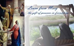 authentic friendship learning from mary