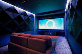 Home Theater Room Design Cool Ideas