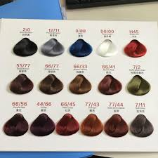 Private Label Iso Best Hair Dye Color Chart In Hair Dye Oem Hair Color Cream For Salon Buy Hair Dye Color Chart Hair Color Cream Iso Hair Color