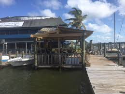 Damage @ Seafood Shack Marina ...
