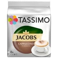 Кофе в капсулах <b>Tassimo</b> Jacobs Cappuccino Classico (8 капс ...