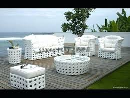white resin wicker chairs outdoor furniture patio r18 wicker