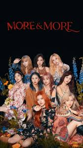 Twice More And More Wallpapers - Top ...